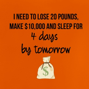 I need to loose 20 pounds - Baby T-Shirt