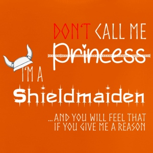 Shieldmaiden, Vikings - Baby T-Shirt