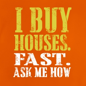 i buy houses - Baby T-Shirt