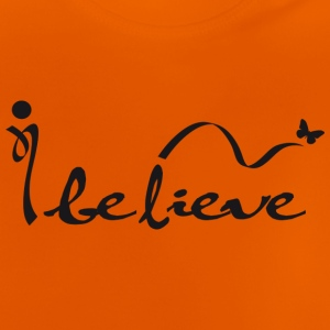 ibelieve - Baby-T-shirt