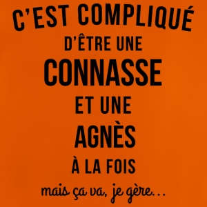 Connasse and Agnes both - Baby T-Shirt