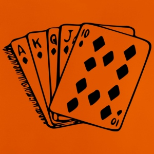 royal flush - Baby-T-skjorte