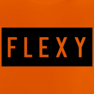 Flexy shirt logo - Baby T-shirt