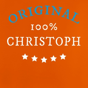 Original 100% Christoph gave - Baby T-shirt