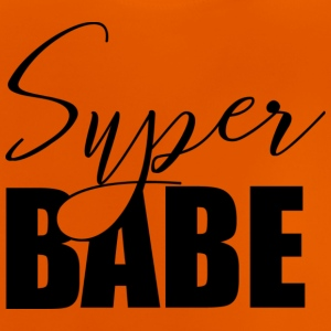 Super-Babe - Baby T-Shirt