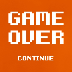 Game Over - Baby-T-shirt