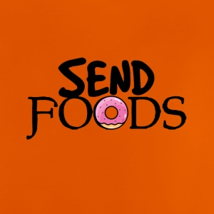 Send foods - Baby T-Shirt