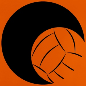 basketball Volleyball - Baby-T-skjorte