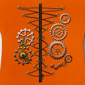 corset and cogs - Baby T-Shirt