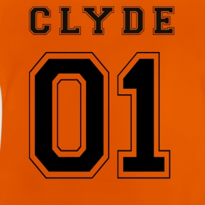 CLYDE 01 - Black Edition - Baby T-Shirt