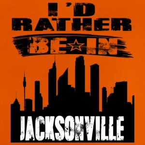 Gave Id snarere være i Jacksonville - Baby T-shirt
