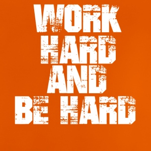 workhard - T-shirt Bébé