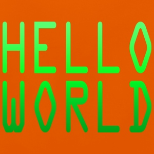 helloworld - Baby T-shirt