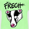 Frechdachs color - Baby T-Shirt