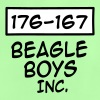 Beagle boys - Baby T-shirt