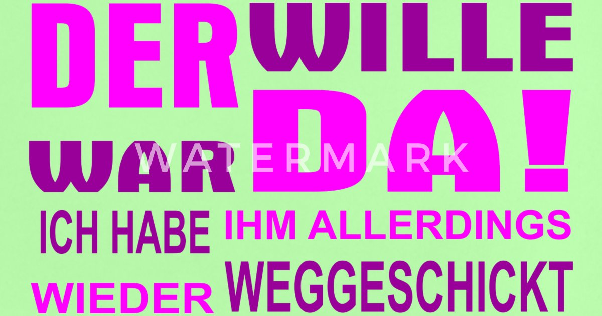 Wille War Da Lustig Spruche Geschenk Baby T Shirt Spreadshirt