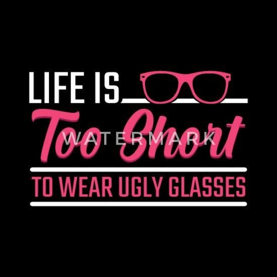 Brillen hässliche Die hässliche