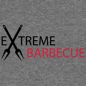Extreme Barbecue - Women's Boat Neck Long Sleeve Top