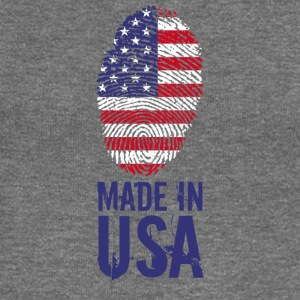 Made in USA / Made in USA America - Women's Boat Neck Long Sleeve Top