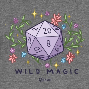 WILD MAGIC - Felpa con scollo a barca da donna, marca Bella
