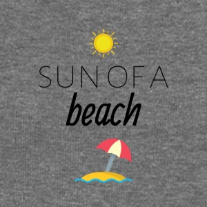 Sun of a beach - Women's Boat Neck Long Sleeve Top