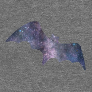 Bat from the universe - Women's Boat Neck Long Sleeve Top