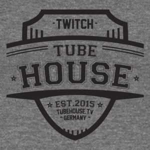 TubeHouse Team College Merch - Naisten Bella u-kaula-aukkoinen pusero