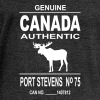Canada Moose - Women's Boat Neck Long Sleeve Top