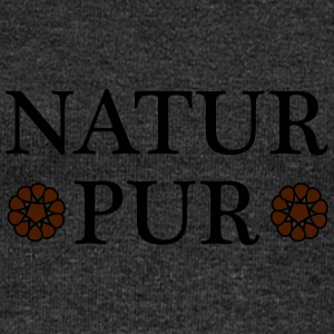 pure nature - Women's Boat Neck Long Sleeve Top