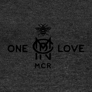 One Love - Manchester - Women's Boat Neck Long Sleeve Top