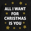 All I Want For Christmas Is You  - Frauen Pullover mit U-Boot-Ausschnitt von Bella