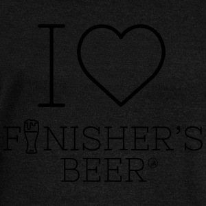 I love Finisher's Beer - Pull Femme col bateau de Bella
