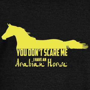 You don't scare me - Arabian Horse