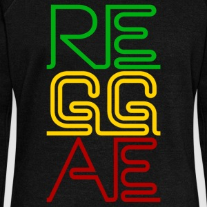 REGGAE - Women's Boat Neck Long Sleeve Top
