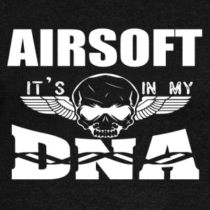 AIRSOFT - It's in my DNA - Women's Boat Neck Long Sleeve Top
