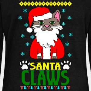santa claws cat Ugly Christmas