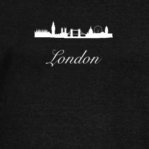 london skyline Big Ben eye tourist trip brexit uk - Women's Boat Neck Long Sleeve Top