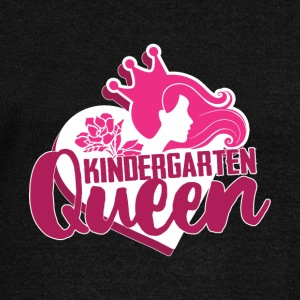 Nursery Queen - Women's Boat Neck Long Sleeve Top