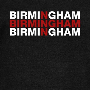 Birmingham United Kingdom Flag Shirt - Birmingham - Women's Boat Neck Long Sleeve Top