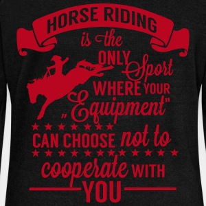 Horse riding - sport