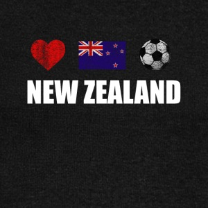 New Zealand Football Shirt - New Zealand Soccer Je - Långärmad tröja med båtringning dam från Bella