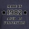 Made in 1982 - Women's Boat Neck Long Sleeve Top