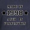 Made in 1998 - Women's Boat Neck Long Sleeve Top