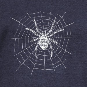 Spider Spider Spiderweb Fear Legs Christmas - Women's Boat Neck Long Sleeve Top