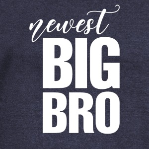 Big Bro - Women's Boat Neck Long Sleeve Top