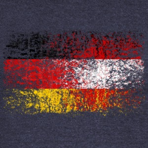 Germany Austria 002 AllroundDesigns - Women's Boat Neck Long Sleeve Top