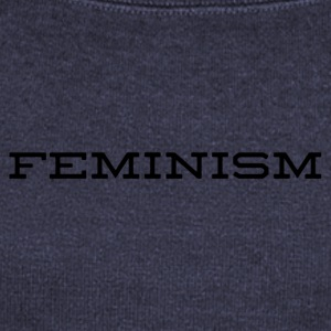 Feminism - Women's Boat Neck Long Sleeve Top