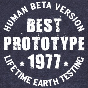 1977 - The year of birth of legendary prototypes - Women's Boat Neck Long Sleeve Top