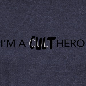 i'm a cult hero - Women's Boat Neck Long Sleeve Top