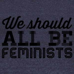 We all should be feminists - Women's Boat Neck Long Sleeve Top